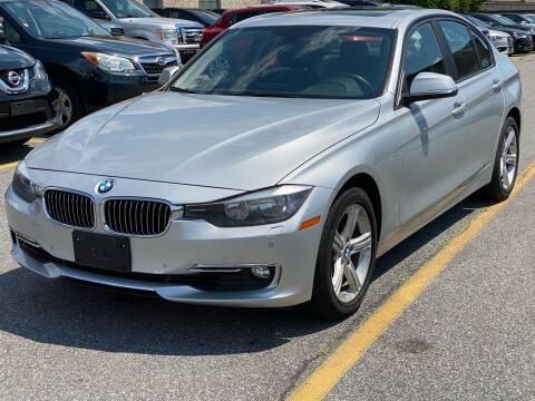 2015 BMW 3 Series for sale at MAGIC AUTO SALES - Magic Auto Prestige in South Hackensack NJ