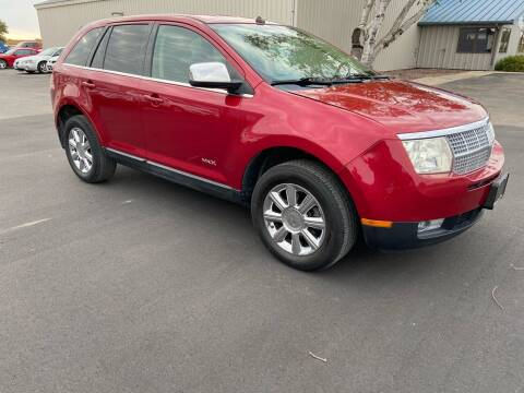 2007 Lincoln MKX for sale at Hill Motors in Ortonville MN