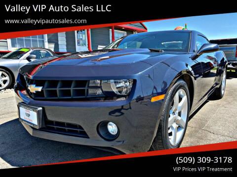 2013 Chevrolet Camaro for sale at Valley VIP Auto Sales LLC in Spokane Valley WA