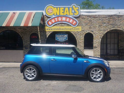 2010 MINI Cooper for sale at Oneal's Automart LLC in Slidell LA