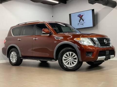 2017 Nissan Armada for sale at TX Auto Group in Houston TX