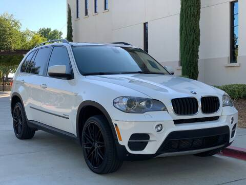 2013 BMW X5 for sale at Auto King in Roseville CA
