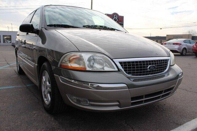 2002 Ford Windstar for sale at B & B Car Co Inc. in Clinton Twp MI