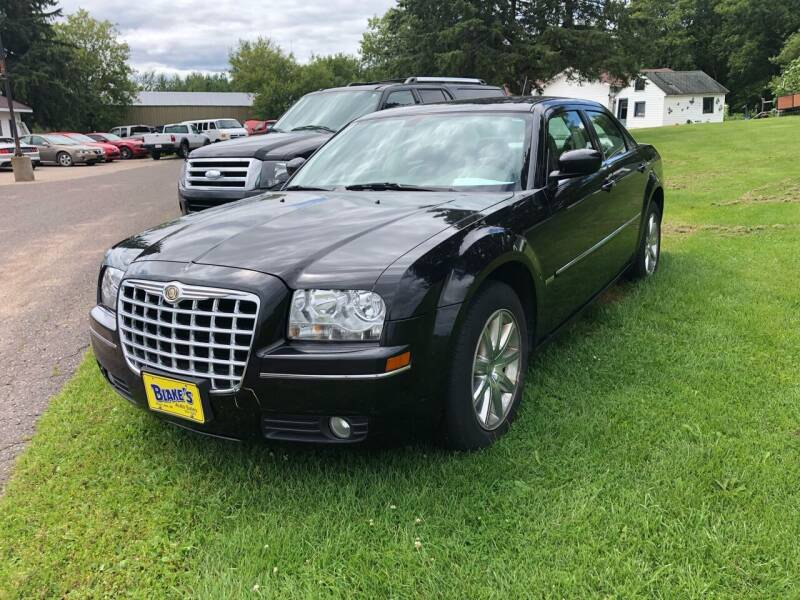 2008 Chrysler 300 for sale at Blakes Auto Sales in Rice Lake WI