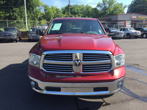 2013 RAM Ram Pickup 1500 for sale at Beckham's Used Cars in Milledgeville GA
