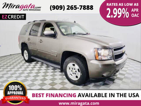 2013 Chevrolet Tahoe for sale at Miragata Auto in Bloomington CA