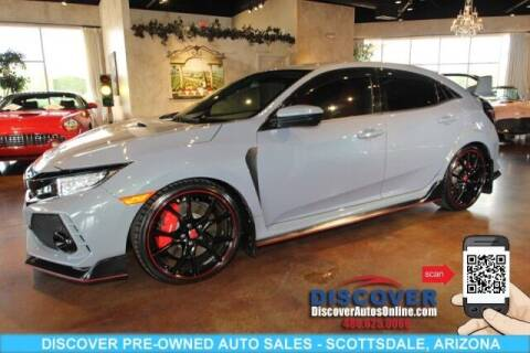 2019 Honda Civic for sale at Discover Pre-Owned Auto Sales in Scottsdale AZ