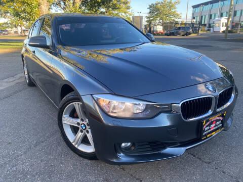 2014 BMW 3 Series for sale at JerseyMotorsInc.com in Teterboro NJ