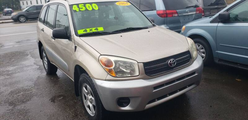 2004 Toyota RAV4 for sale at TC Auto Repair and Sales Inc in Abington MA