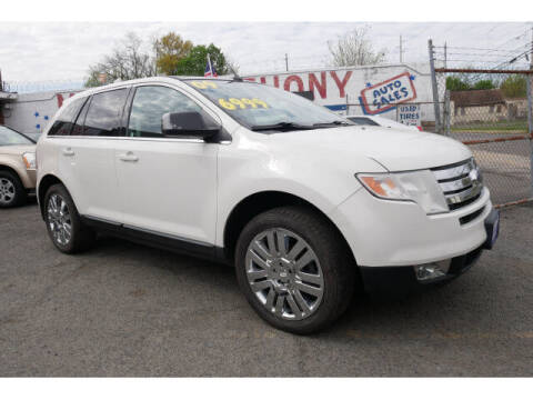 2009 Ford Edge for sale at MICHAEL ANTHONY AUTO SALES in Plainfield NJ