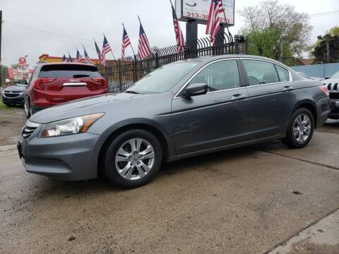 2011 Honda Accord for sale at Gus's Used Auto Sales in Detroit MI