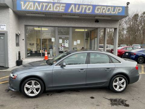 2013 Audi A4 for sale at Vantage Auto Group in Brick NJ