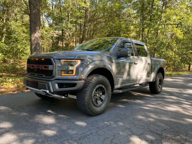 2018 Ford F-150 for sale at US 1 Auto Sales in Graniteville SC
