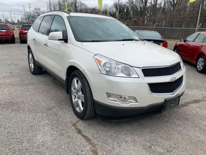 2012 Chevrolet Traverse for sale at Super Wheels-N-Deals in Memphis TN