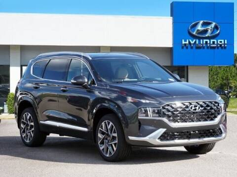 2022 Hyundai Santa Fe for sale at PHIL SMITH AUTOMOTIVE GROUP - Pinehurst Toyota Hyundai in Southern Pines NC