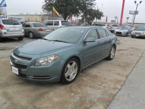 2009 Chevrolet Malibu for sale at Talisman Motor City in Houston TX