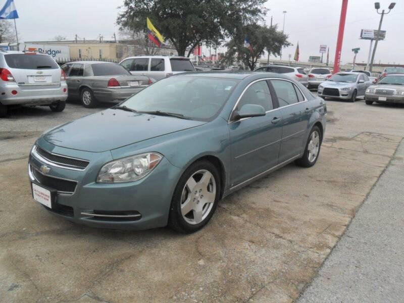 2009 Chevrolet Malibu for sale at Talisman Motor City in Houston TX
