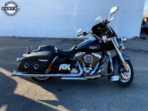 2012 Harley-Davidson FLHRC for sale at Smart Chevrolet in Madison NC