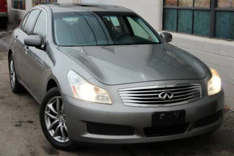 2008 Infiniti G35 for sale at JT AUTO in Parma OH