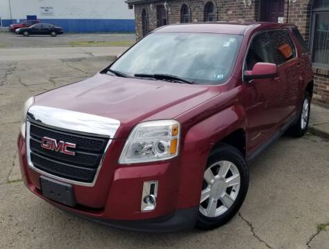 2010 GMC Terrain for sale at SUPERIOR MOTORSPORT INC. in New Castle PA