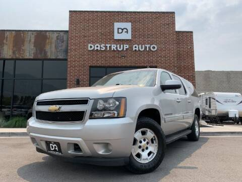 2011 Chevrolet Suburban for sale at Dastrup Auto in Lindon UT