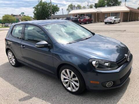 2012 Volkswagen Golf for sale at Auto Hub in Grandview MO