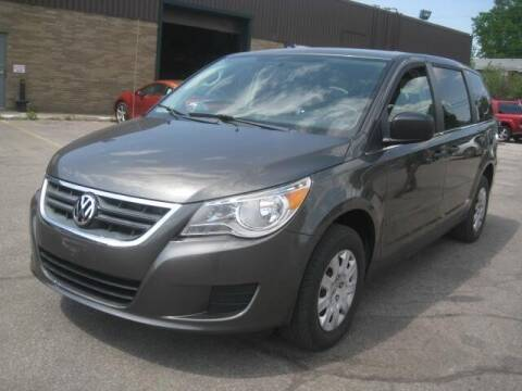 2010 Volkswagen Routan for sale at ELITE AUTOMOTIVE in Euclid OH