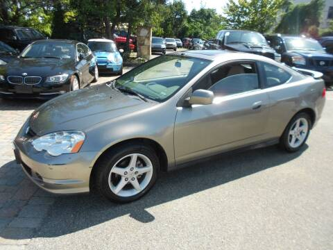 2002 Acura RSX for sale at Precision Auto Sales of New York in Farmingdale NY