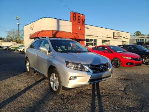 2013 Lexus RX 350 for sale at Best Buy Wheels in Virginia Beach VA