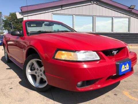 1999 Ford Mustang SVT Cobra for sale at Colorado Motorcars in Denver CO