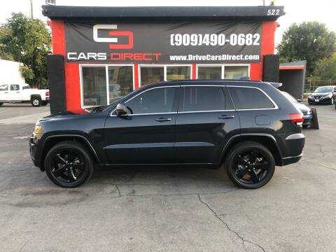 2015 Jeep Grand Cherokee for sale at Cars Direct in Ontario CA