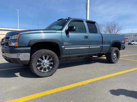 2007 Chevrolet Silverado 2500HD Classic for sale at Truck Buyers in Magrath AB