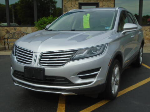 2018 Lincoln MKC for sale at Rogos Auto Sales in Brockway PA