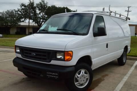 2007 Ford E-Series Cargo for sale at E-Auto Groups in Dallas TX