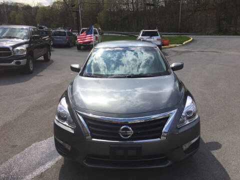 2014 Nissan Altima for sale at Mikes Auto Center INC. in Poughkeepsie NY