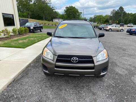 2011 Toyota RAV4 for sale at B & B AUTO SALES INC in Odenville AL