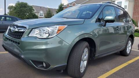 2015 Subaru Forester for sale at You Win Auto in Metro MN