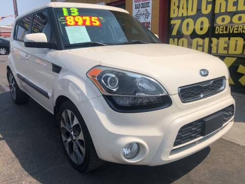 2013 Kia Soul for sale at Sunday Car Company LLC in Phoenix AZ