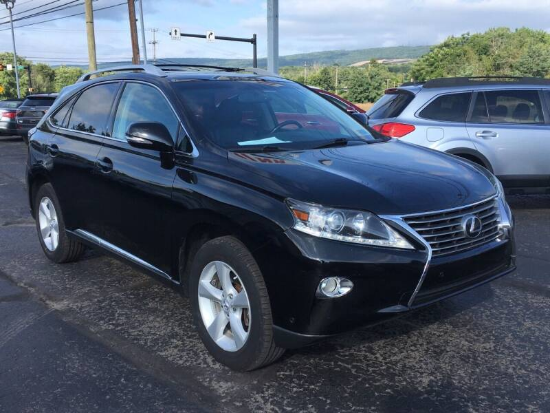 2013 Lexus RX 350 for sale at Rinaldi Auto Sales Inc in Taylor PA