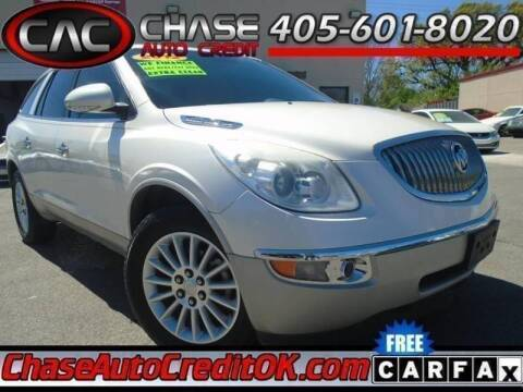 2012 Buick Enclave for sale at Chase Auto Credit in Oklahoma City OK