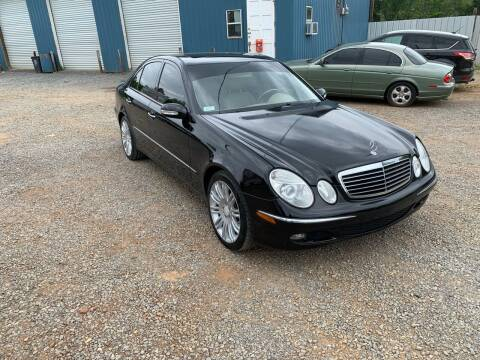 2006 Mercedes-Benz E-Class for sale at Cristians Auto Sales in Athens TN
