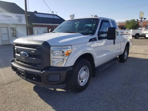 2013 Ford F-250 Super Duty for sale at Wally's Wholesale in Manakin Sabot VA