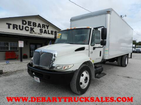 2007 International DuraStar 4200 for sale at DEBARY TRUCK SALES in Sanford FL