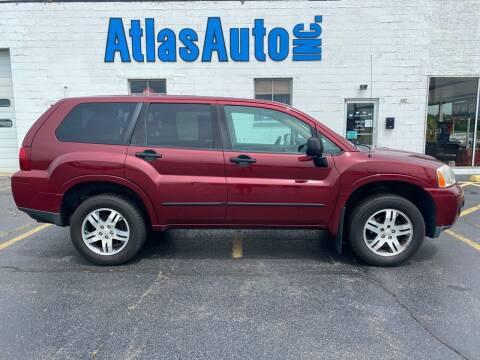 2006 Mitsubishi Endeavor for sale at Atlas Auto in Rochelle IL