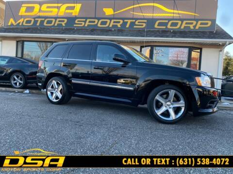 2006 Jeep Grand Cherokee for sale at DSA Motor Sports Corp in Commack NY