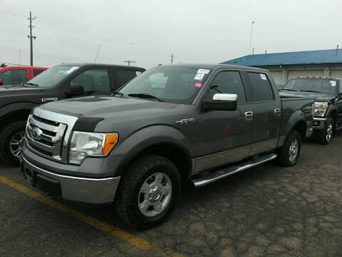 2011 Ford F-150 for sale at Ghazal Auto in Sturgis MI