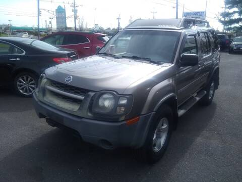 2004 Nissan Xterra for sale at Wilson Investments LLC in Ewing NJ