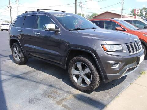 2014 Jeep Grand Cherokee for sale at Village Auto Outlet in Milan IL