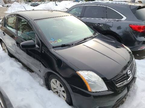 2012 Nissan Sentra for sale at BETTER BUYS AUTO INC in East Windsor CT
