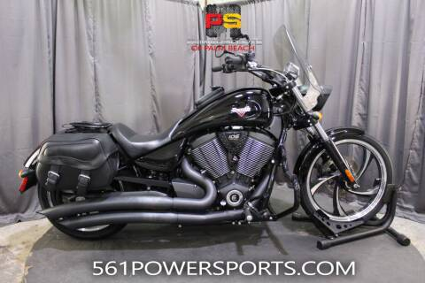 2015 Victory Vegas 8-Ball® for sale at Powersports of Palm Beach in Hollywood FL